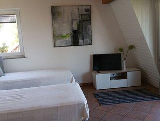 2 Raum Maisonette Ferienwohnung Refrath