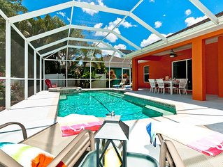 Florida Breeze has EVERYTHING you need! Pool 3 Miles to the beach!