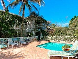 Anna Maria Beach House: Absolutely Gorgeous Family-Friendly Pool Home In Anna Ma