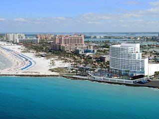 Clearwater Beachfront Resort Superior 1 Bedroom Suite OPAL SANDS RESORT SUPERIOR