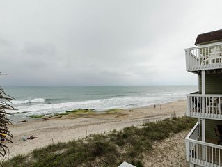 Beautifull Oceanfront 2 bedroom end unit condo at Ocean Dunes