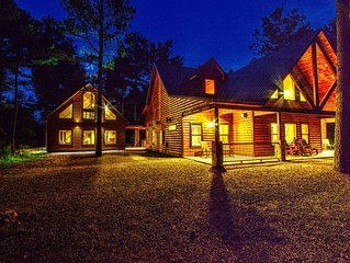 THE BIG CHILL-sleeps 14, Separate Game House, volleyball court