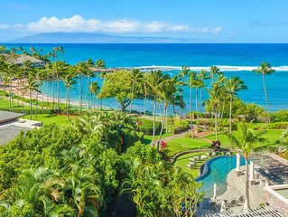 ULTRA-LUX PACIFIC PEARL GRAND RESIDENCE 5401-VACATION IN YOUR OWN PRIVATE MAUI P