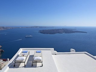 Villa Gaia - Stunning 3 Bedroom Villa With Amazing Views