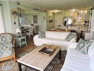 Oceanfront 3 bedroom 2 bath condo