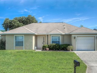 Quiet and Spacious Home Minutes Away From Bradenton Beach on Anna Maria Island!