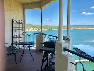 VILLA 1308 - Top Floor at Island Resort with Panoramic Lakeview & Private Grill