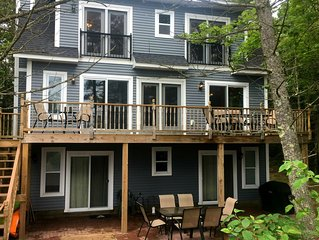 LAKE HOUSE OASIS (on Lake Michigan):  Pet-friendly! Sleeps 6, Directly on Lake M