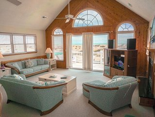 10% OFF ALL WEEKS Oceanfront with panoramic views & more!