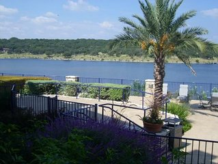 UNIT 1123 2 Bedroom 2 Bathroom villa on Lake Travis