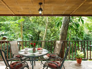Bali inspired Casa Cascadas w/ private pool & high speed internet