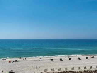 Make the Beach your Fall & Winter Retreat! Gulf Front 2 bedroom