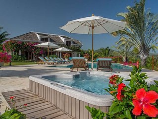 TRYALL CLUB 8 Bd w/ Pool & Spa! Incl Concierge Service & 1 Year Priority Pass!