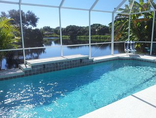Turtle Cove! Southern Charm Meets Florida Elegance In This Newly Renovated Ho