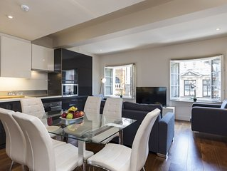 PRESTIGIOUS MAYFAIR AREA BY HYDE PARK AND OXFORD STREET - BEAUTIFUL 3BR FLAT