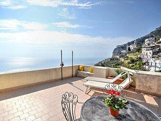 Casa Alata: Un incantevole appartamento rivolto al sole e al mare.