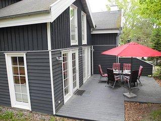 Gemütliches, komfortables Strandhaus mit Sauna, Whirlpool, Kamin und Internet