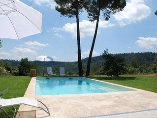 Villa Pinède, vacances à proximité des Gorges du Verdon