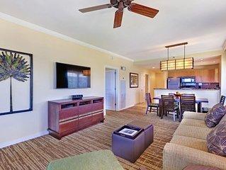 Maui Resort Rentals: Westin Kaanapali Ocean Resort  1 BR Oceanview Villa