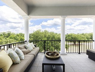 Reunion Luxury! Private Heated Pool/Spa; Separate Guest Suite; on Golf Course, 6