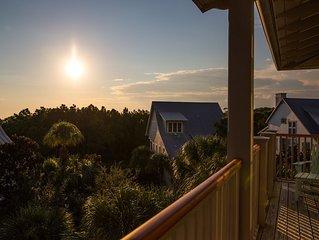 Executive Access Home! Beach District - Balcony Gulf Views