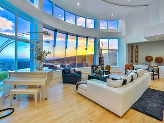 Luxury Home with Breath Taking Views in Hawaii Kai (Luxury area) 30 nights
