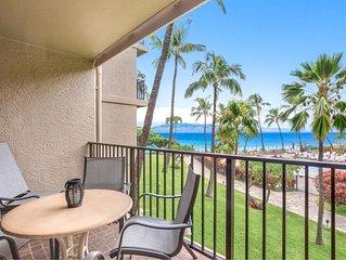 K B M Hawaii: Ocean Views, Kaanapali Shores Stunner! 2 Bedroom, FREE car! Jul Sp