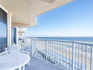 Shores Club 807, 3 Bedrooms, 8th Floor, Oceanfront, Sleeps 8
