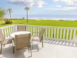 Surf Villa 609, 1 Bedroom, Sleeps 4, Oceanfront, WiFi