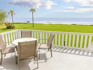 Surf Villa 609, 1 Bedroom, Sleeps 4, Oceanfront, WiFi