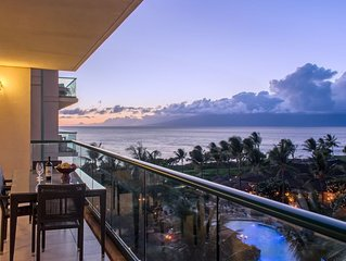 Maui Resort Rentals: Hokulani 505 – 5th Floor, Closest 2BR Column to the Beach,