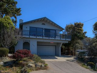 Cambria Pet Friendly Vacation Rental Ocean View Marine Terrace
