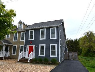 428 Johnson Avenue (8): 3 BR / 3.5 BA  in Lewes, Sleeps 7