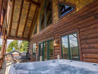 Comptime - located in Seven Devils, Hot Tub, Pool Table, great views!