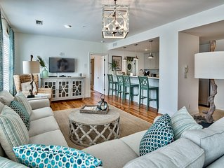 Located in the heart of Rosemary Beach!