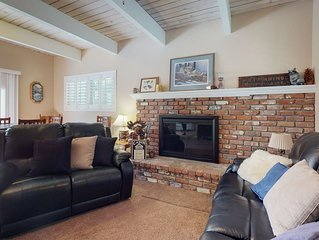 Dog-Friendly Home w/ Views from the Deck—Near Skiing & Hiking Trails