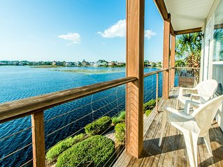 ☀Destiny Beach Villas 15-1BR+Bunks☀Mar 12 to 14 $544 Total! Walk2Beach-Lakefront