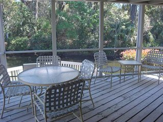 Ponte Vedra Players Club Villa 17, Players Club Pool, 3 Bedrooms, Sleeps 6