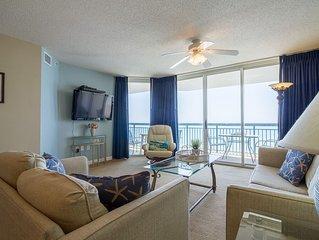 North Shore Villas- 10th floor WOW views, Pool, Lazy River, Keurig, Hot Tub