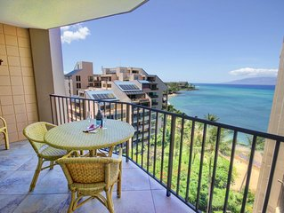 Mix Aloha + Sunshine = this 2 Bed/2 Bath w/Ocean View from Master Bdrm!, NO  A/C