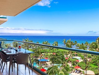 Maui Resort Rentals: Honua Kai Konea 505 -  5th Floor Interior 2BR, Brand New Li