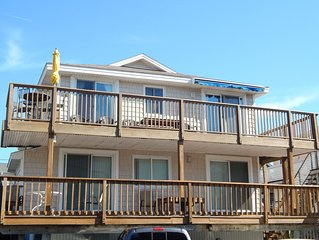 1 bedroom with loft in the Heart of Wrightsville Beach!