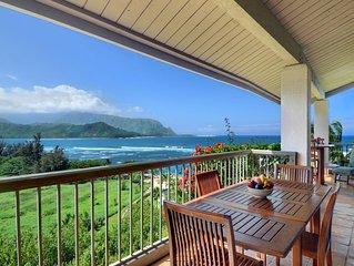 Hanalei Bay Resort #9304 & 9305: 3 BR / 2 BA condo in Princeville, Sleeps 6