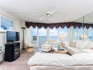 Shores Club 703, 2 Bedrooms, 7th Floor Oceanfront, Sleeps 6