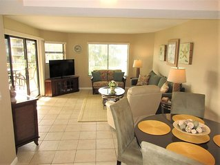 Perfect for families, Colony Reef Club Condo sleeps 8