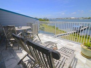 Perdido Key Nautical Suite B35 |*Waterfront | Bring Your Boat | New Tile Floor
