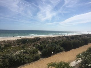 Renovated for 2019! 3 Bedroom Ocean Front Townhome at Station 1 on WB