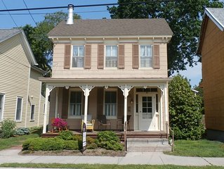 Historic home in downtown Lewes with PRIVATE POOL and is also pet friendly!