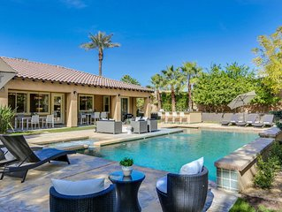 LUX 7BR Modern Estate - Professionally Managed! Remodeled, Pool, Spa, Fire Pit