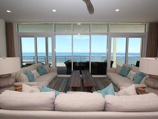 Vista Del Mar 305-Luxury Unit w/Beach Views, Large Terrace & Amazing Interior